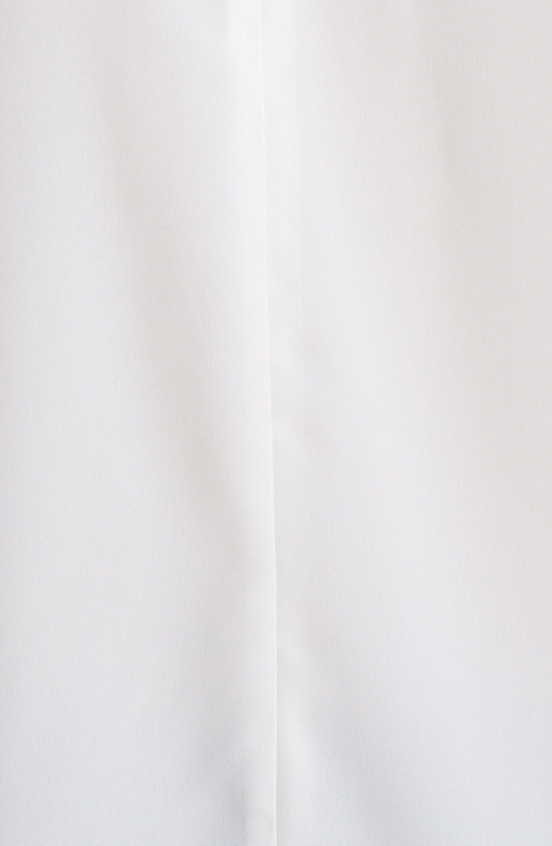 Alternate Image 3  - Robbi & Nikki Studded Neck Top