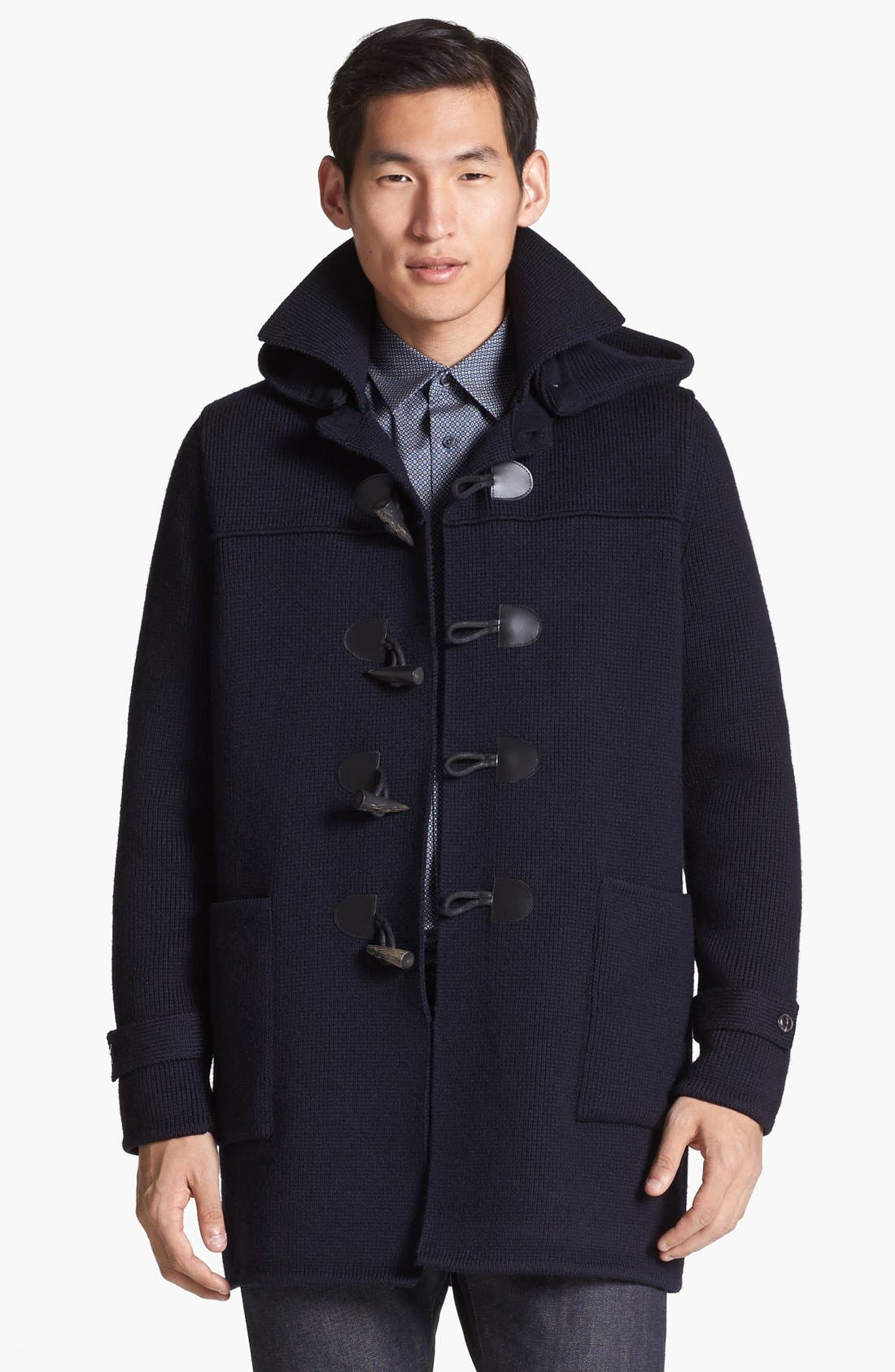 Alternate Image 1 Selected - Vince Wool Toggle Coat