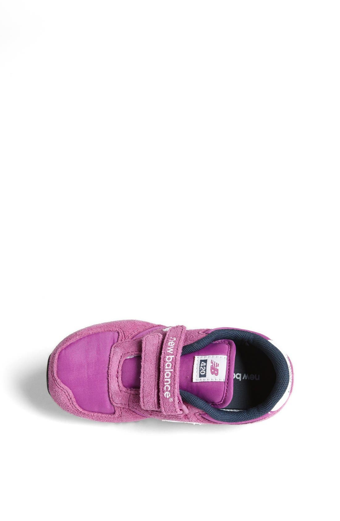 Alternate Image 3  - New Balance '420 Take Down' Sneaker (Walker & Toddler)