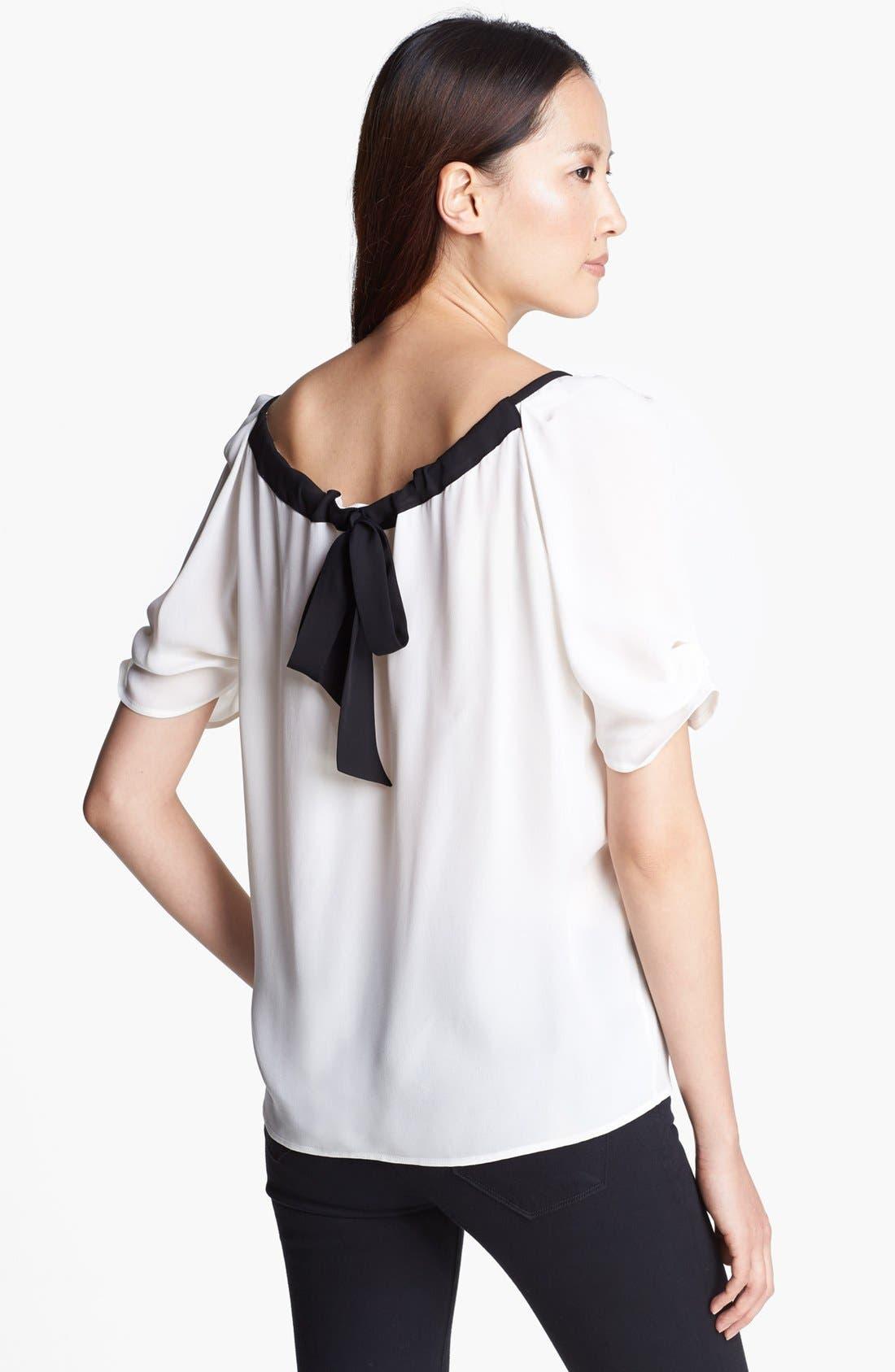 Alternate Image 2  - Joie 'Eleanor' Silk Top