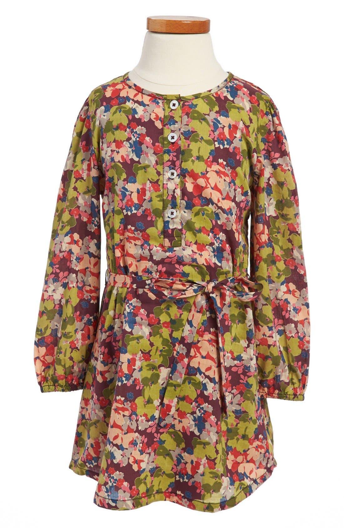 Alternate Image 1 Selected - Peek 'Miller' Dress (Toddler Girls, Little Girls & Big Girls)