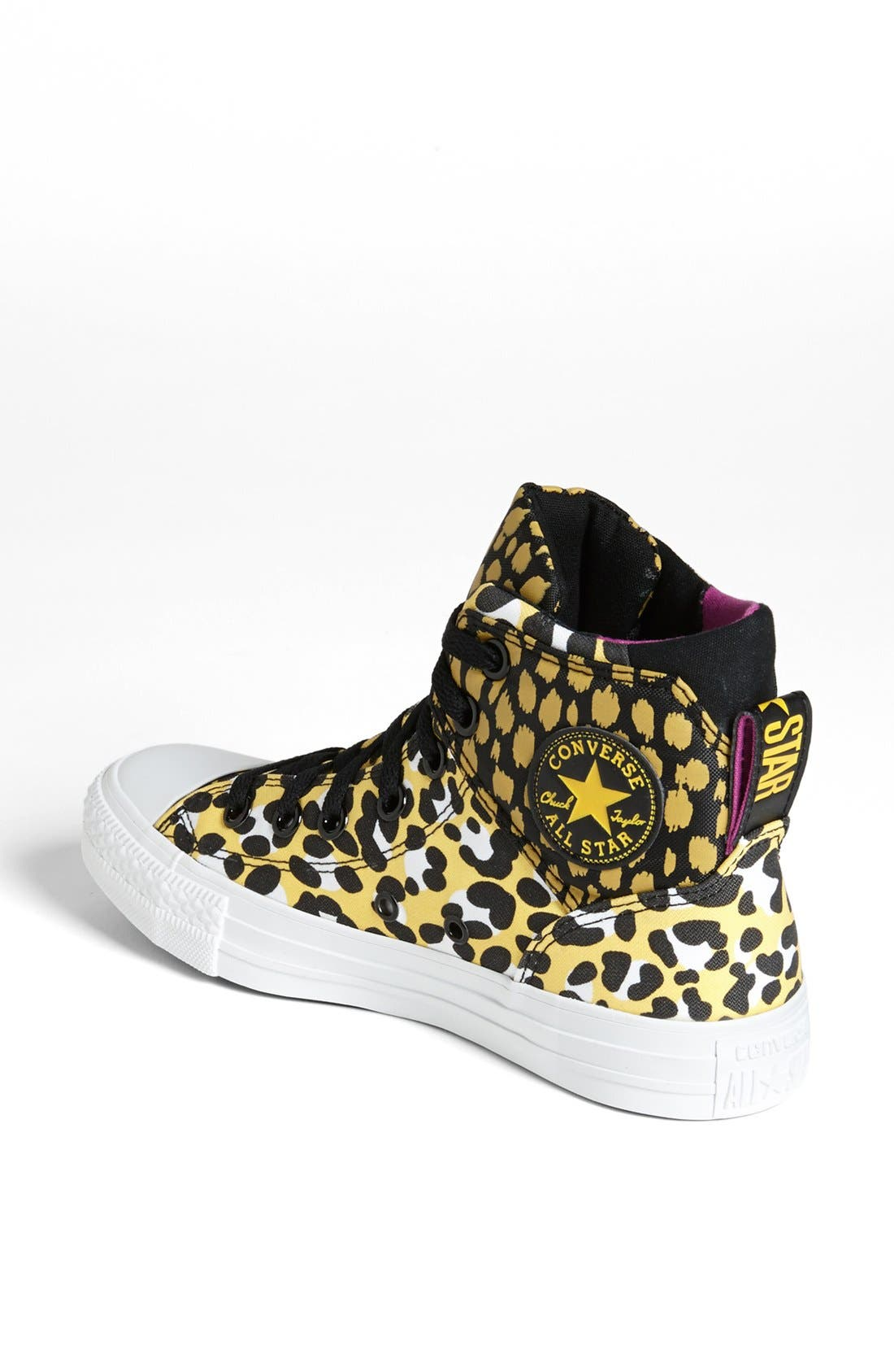 Alternate Image 2  - Converse Chuck Taylor® High Top Sneaker (Women)