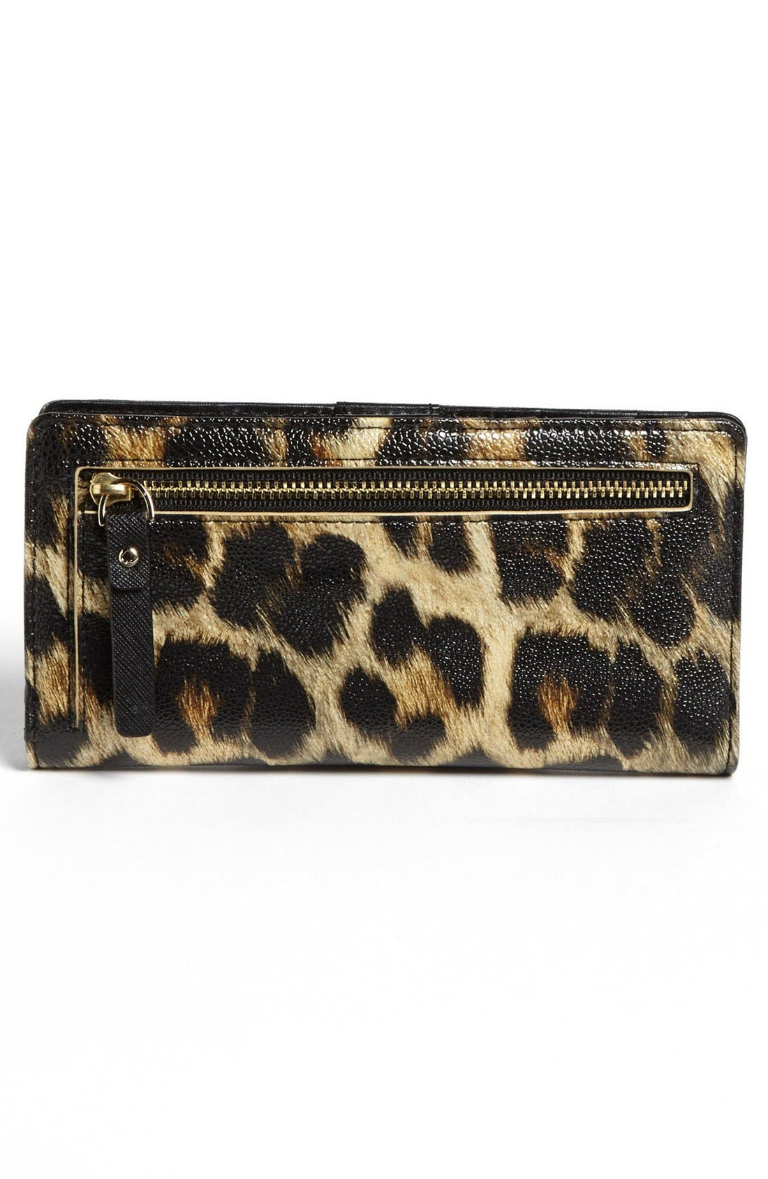 Alternate Image 4  - kate spade new york 'cedar street animal - stacey' wallet