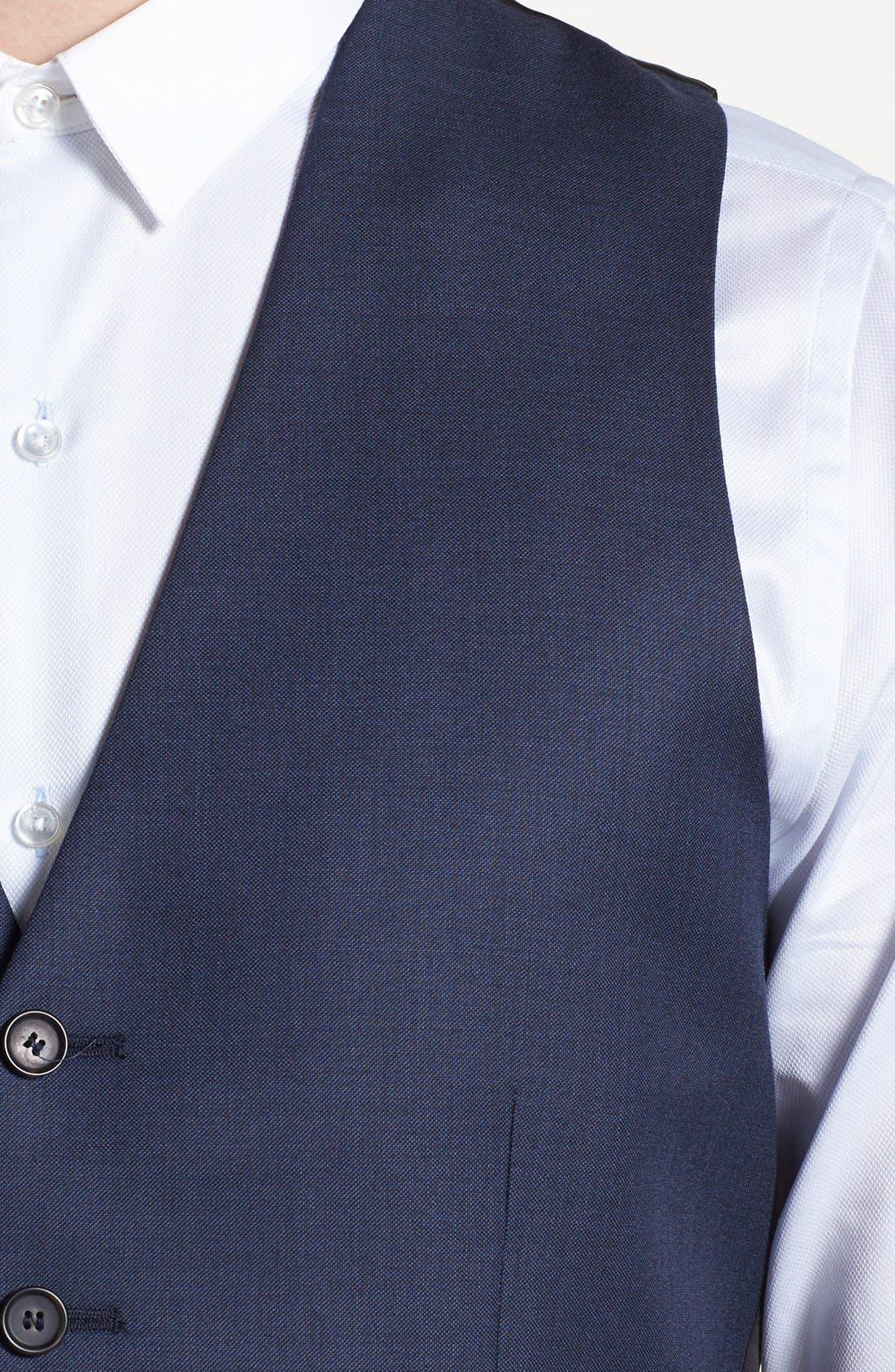 Alternate Image 3  - The Kooples Navy Wool Vest