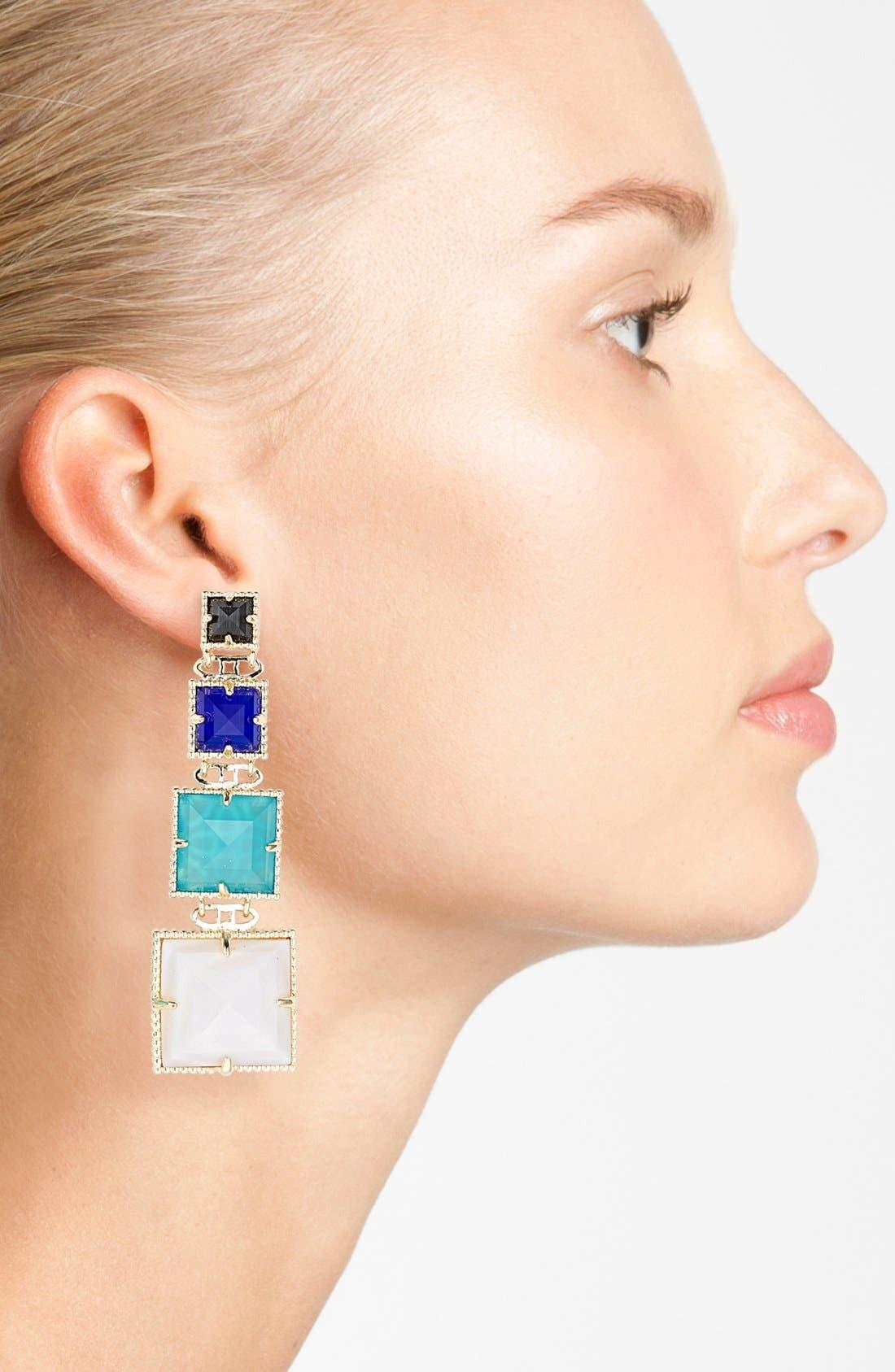 Alternate Image 2  - Kendra Scott 'Serena' Linear Earrings