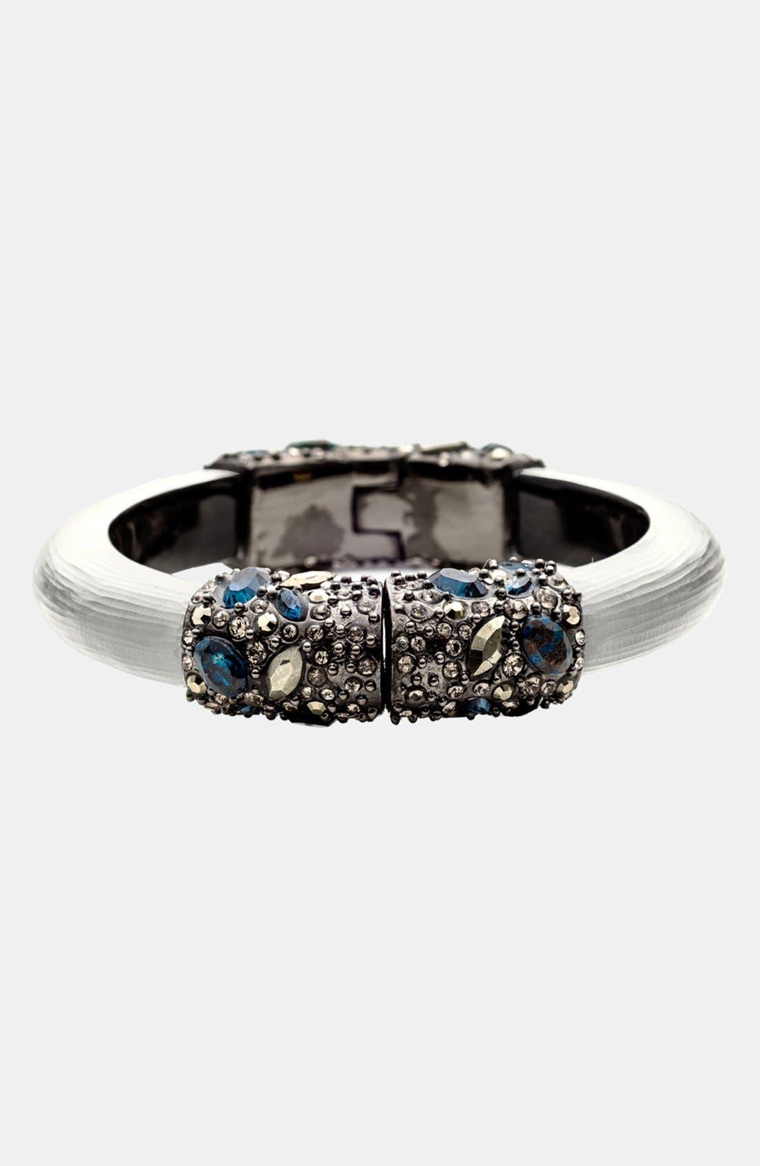 Main Image - Alexis Bittar 'Lucite® - Neo Bohemian' Hinged Bracelet