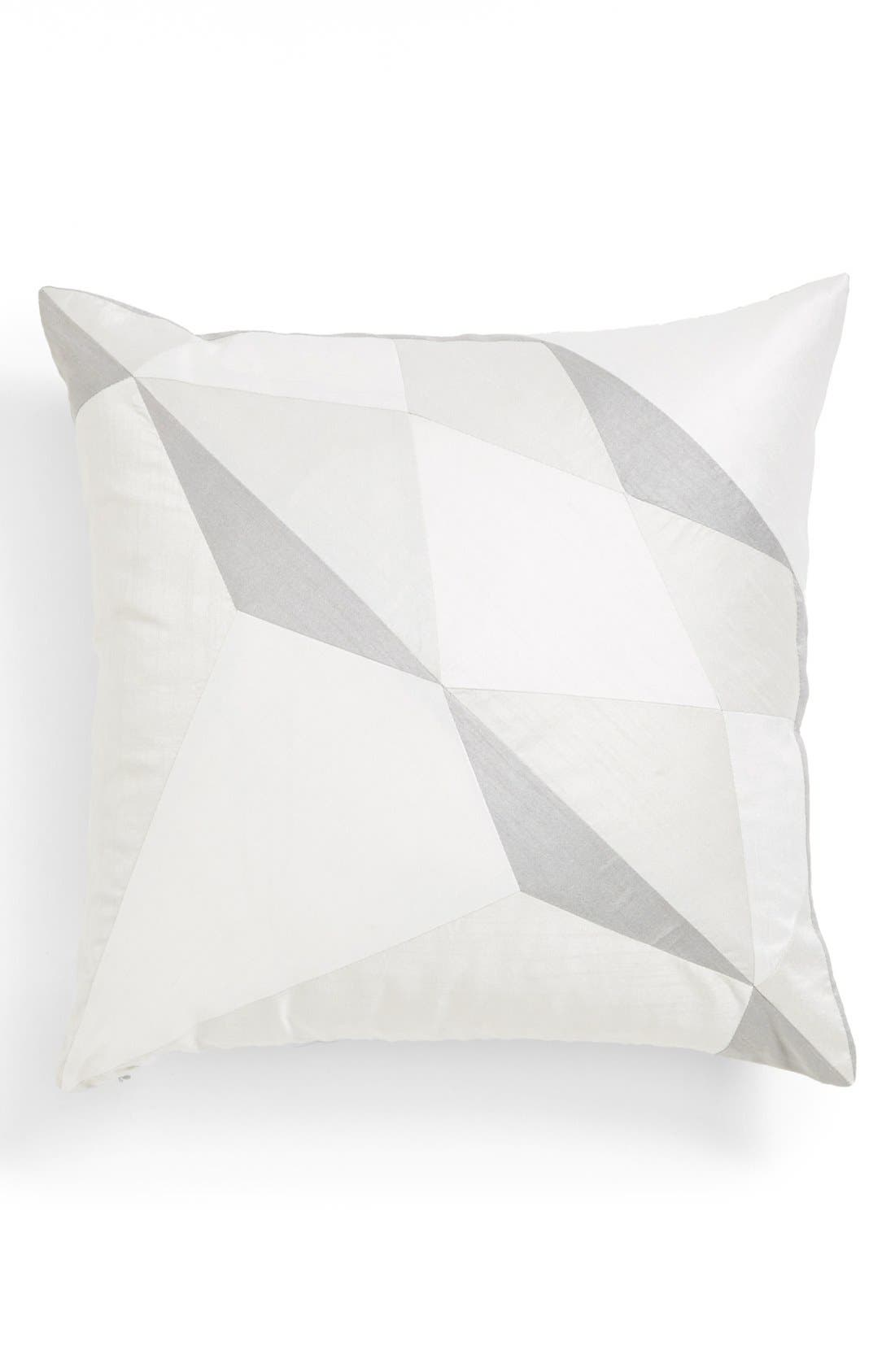 Alternate Image 1 Selected - Nordstrom at Home 'Prism' Pieced Pillow