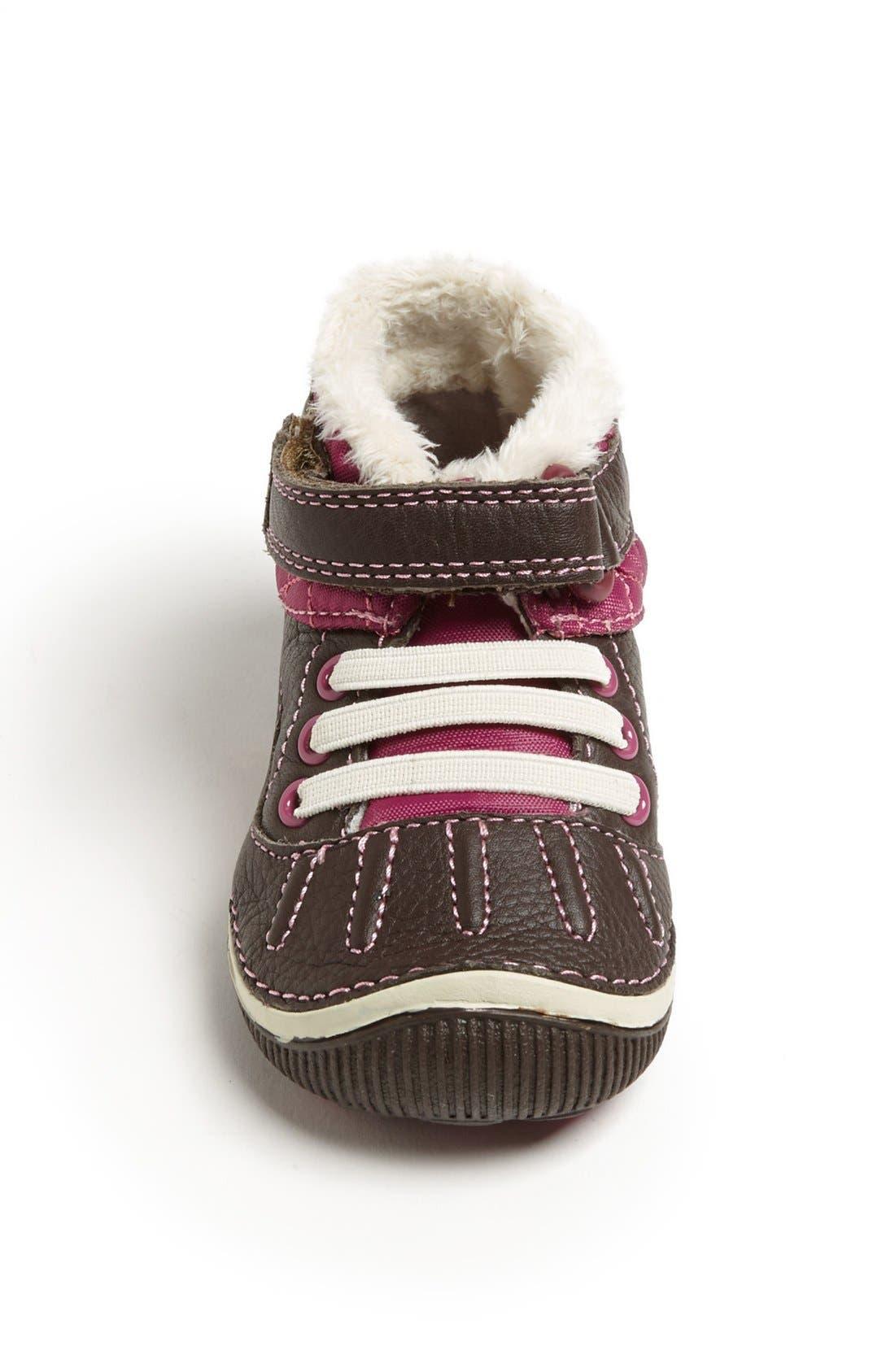 Alternate Image 3  - Stride Rite 'Dakota' Sneaker (Baby, Walker & Toddler)