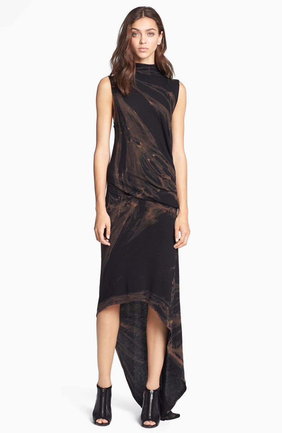 Main Image - Enza Costa 'Costae' Sleeveless Jersey Dress