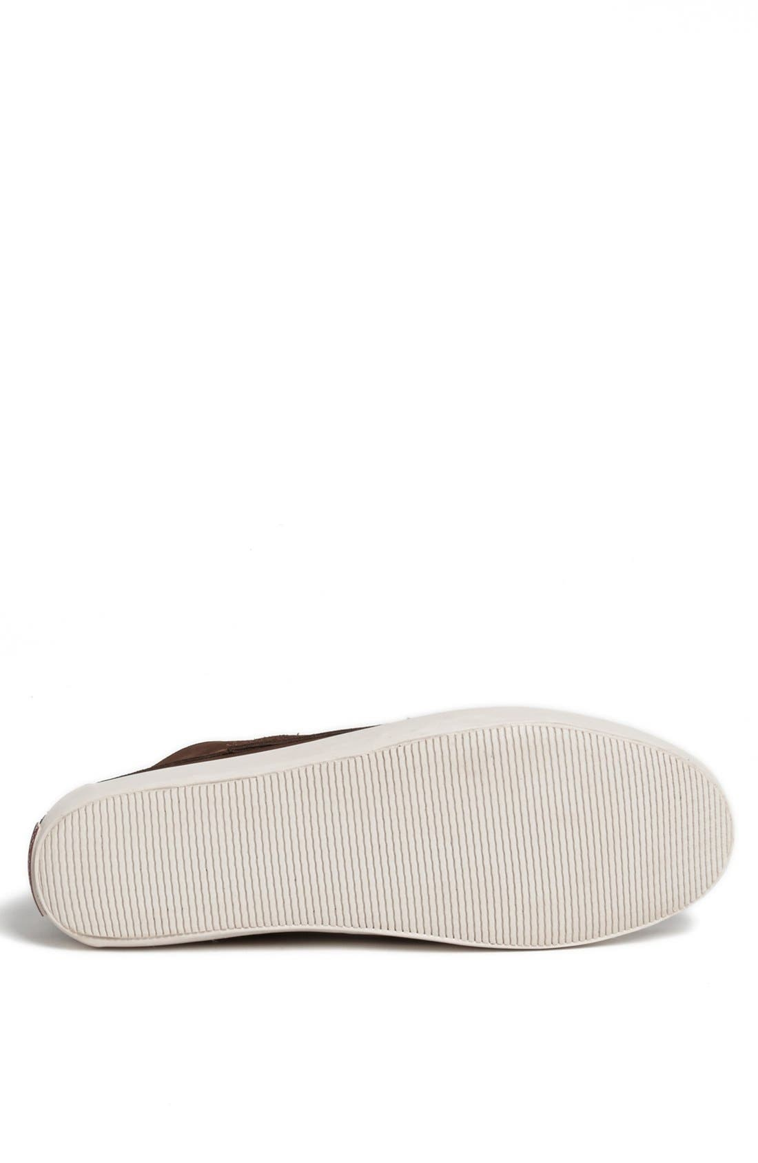 Alternate Image 4  - Tretorn 'Otto Mid' Suede Sneaker (Men)