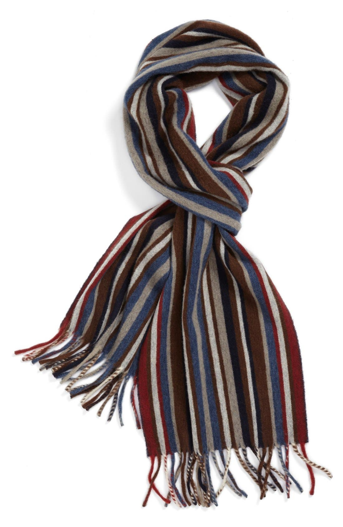 Alternate Image 1 Selected - Andrew Stewart 'Sinclair' Cashmere Scarf