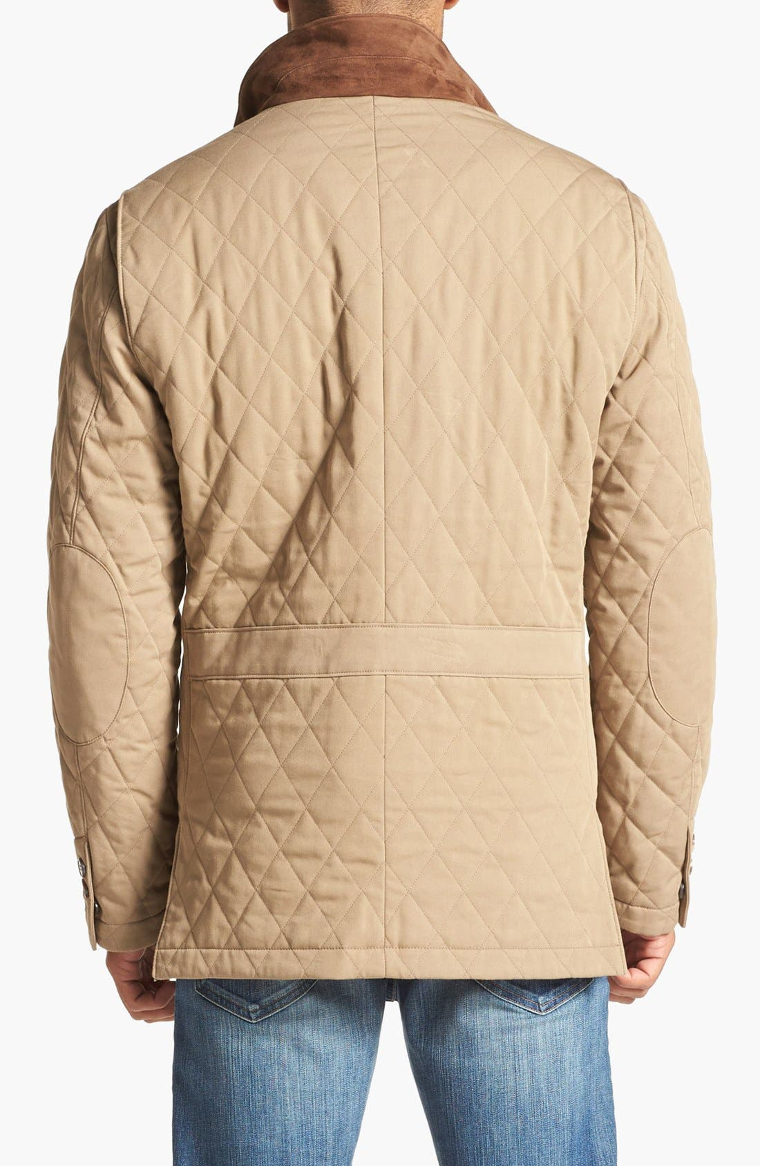 Alternate Image 3  - Robert Talbott 3-in-1 Quilted Jacket