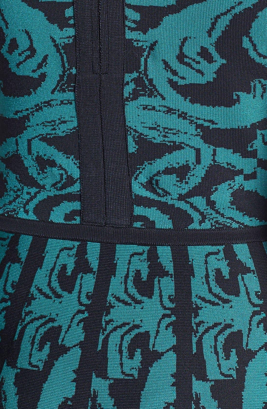 Alternate Image 3  - Parker 'Kiley' Knit A-Line Dress