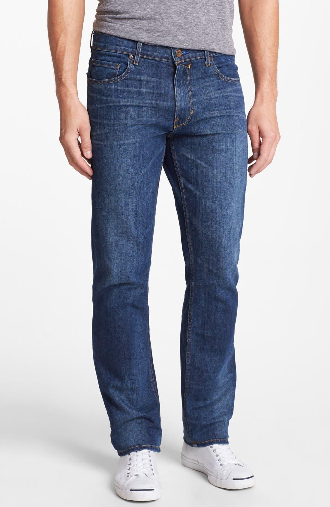 Alternate Image 2  - PAIGE 'Normandie' Slim Fit Jeans (Knuckle)