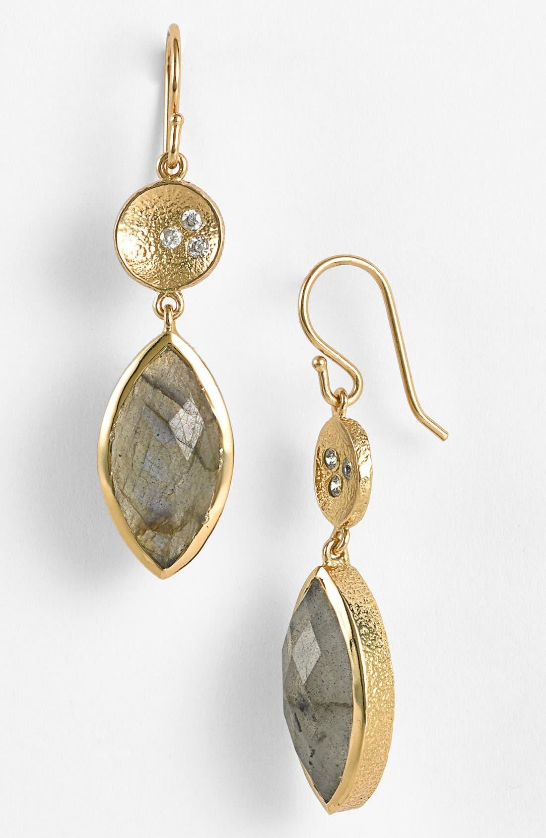 Main Image - Melinda Maria Drop Earrings