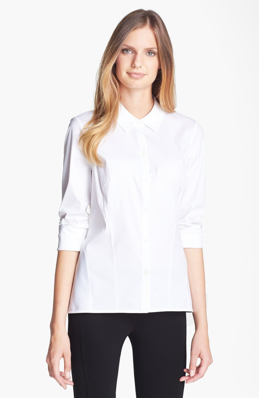 Alternate Image 1 Selected - Lafayette 148 New York 'Mavis' Blouse
