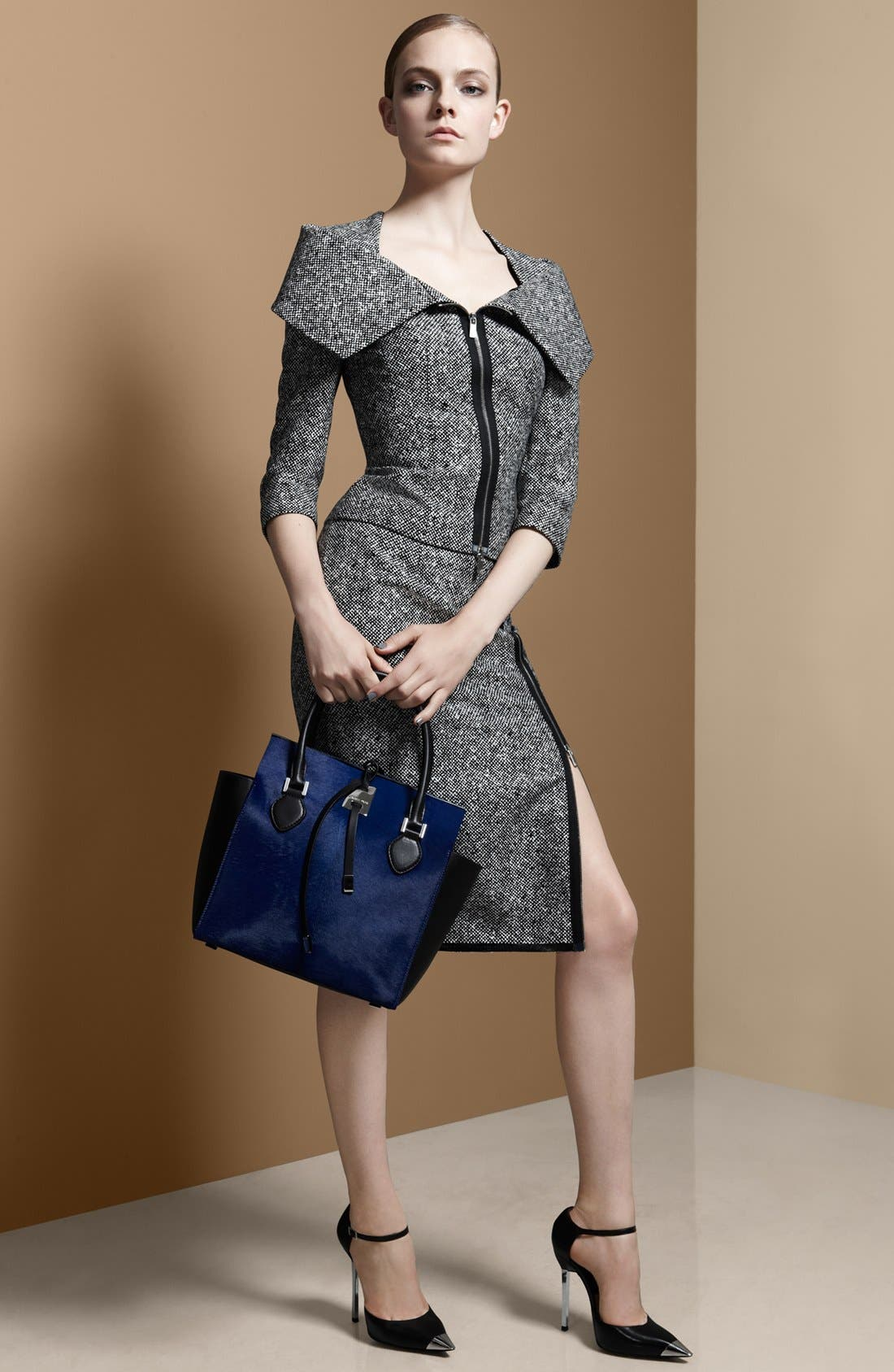 Alternate Image 1 Selected - Michael Kors Jacket & Skirt