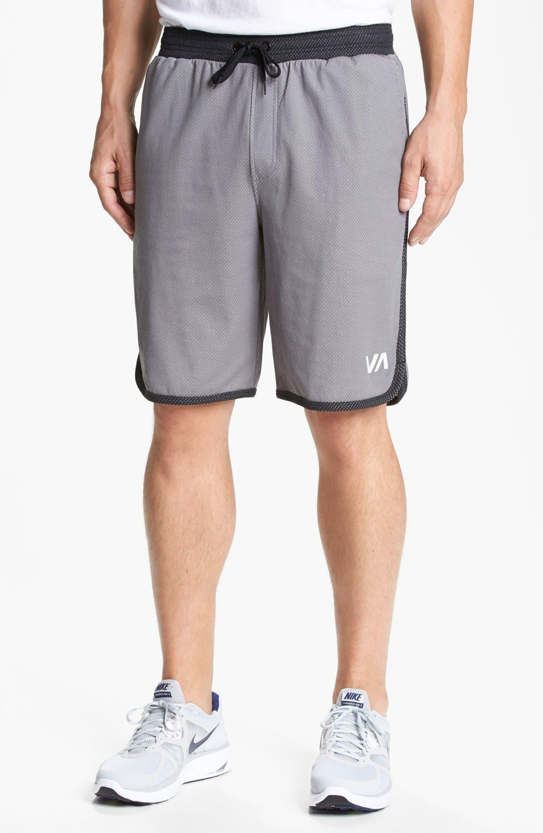 Alternate Image 1 Selected - RVCA 'VA Sport' Shorts