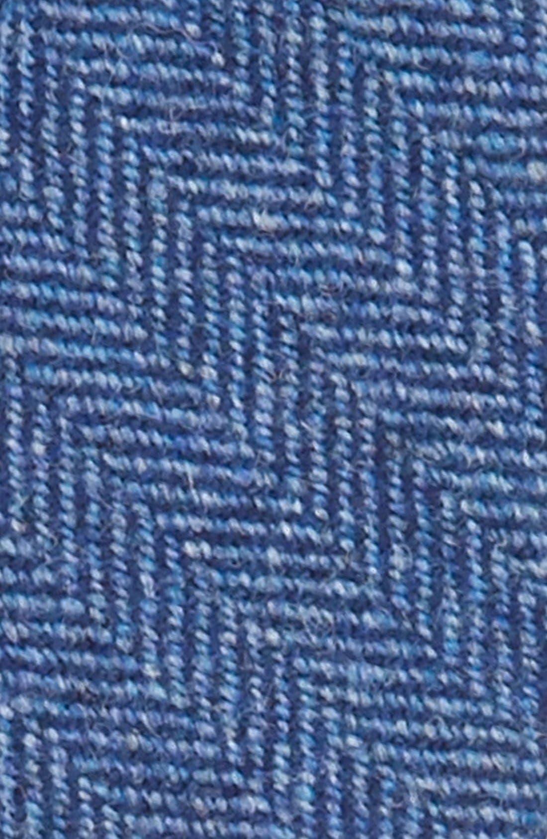 Alternate Image 3  - Gitman Merino Wool Bow Tie