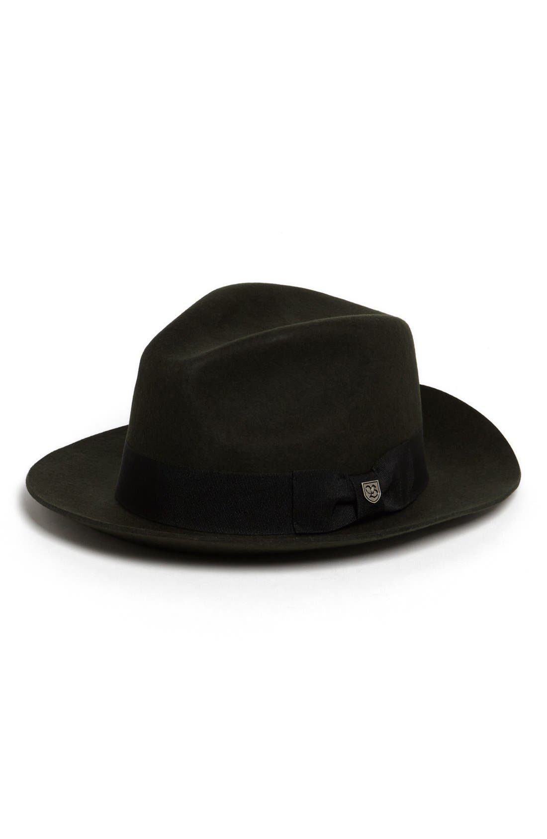 Alternate Image 1 Selected - Brixton 'Ranch' Fedora