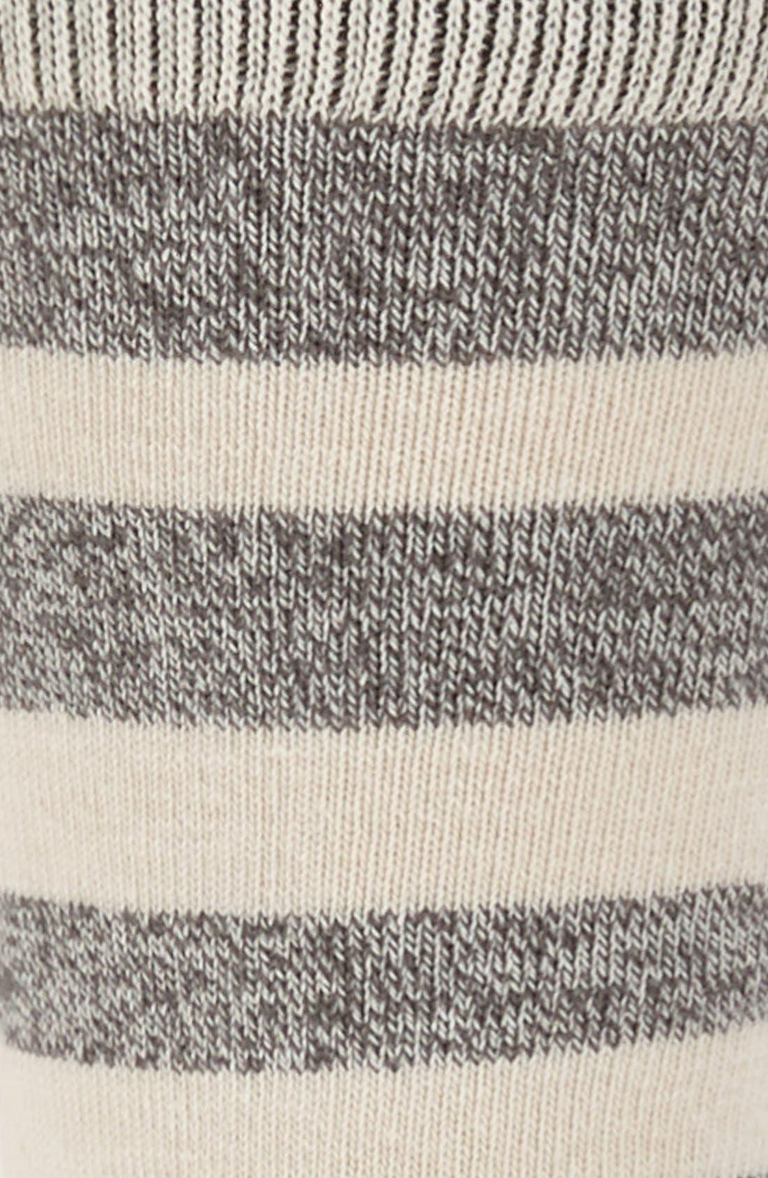 Alternate Image 2  - Stance 'Striation' Socks