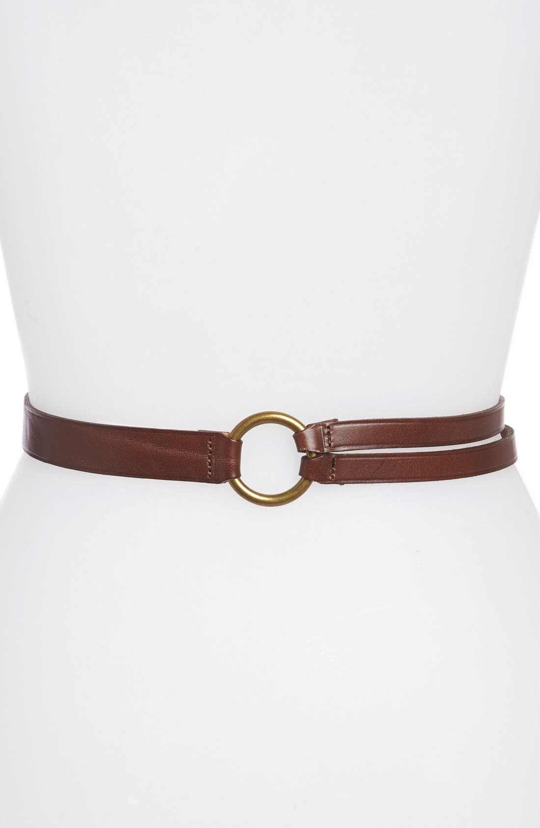 Alternate Image 2  - Lauren Ralph Lauren Tri-Strap Belt