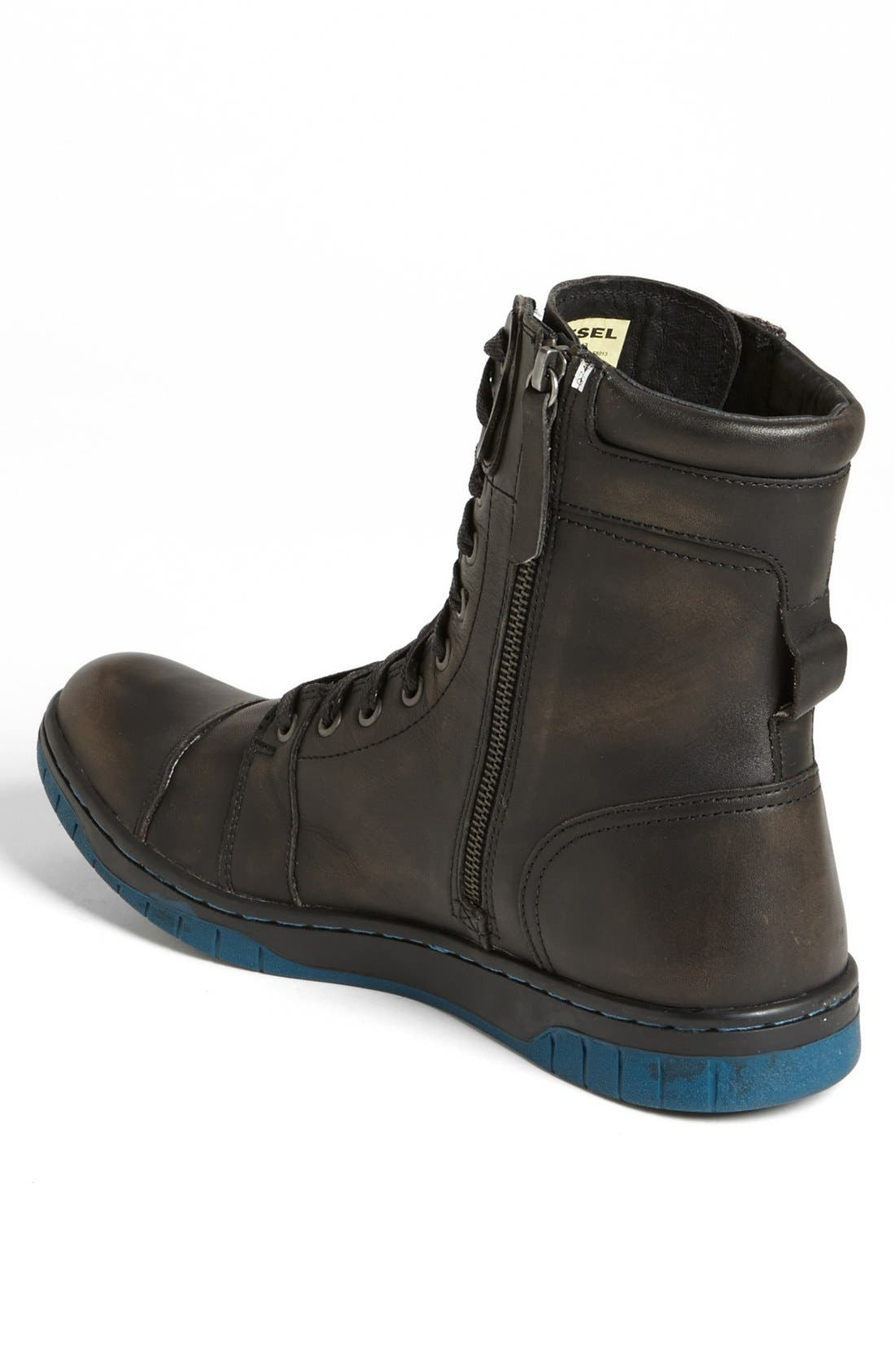 Alternate Image 2  - DIESEL® 'Tatradium Basket Butch' Boot