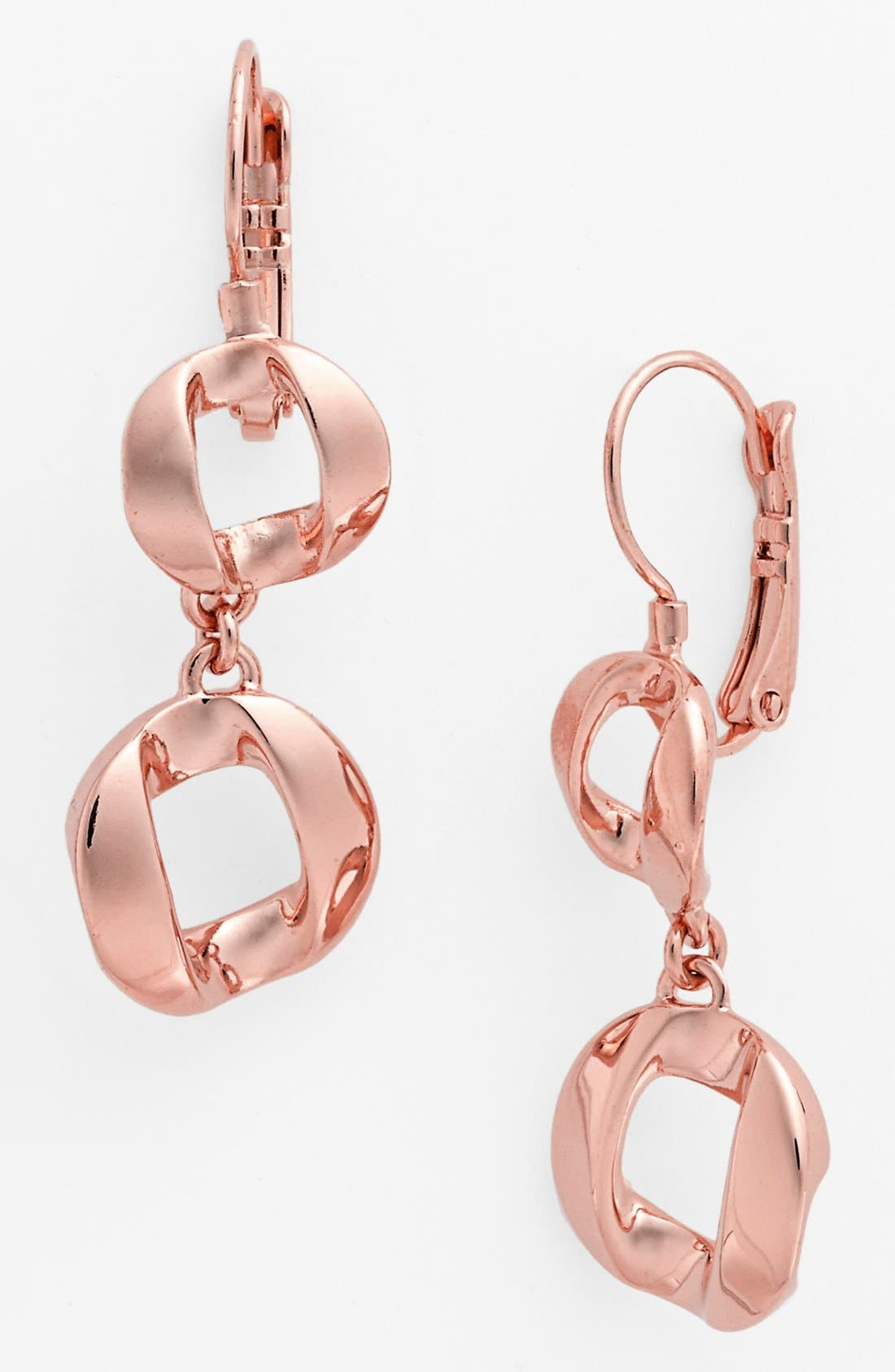 Main Image - MARC BY MARC JACOBS 'Link to Katie' Double Drop Earrings