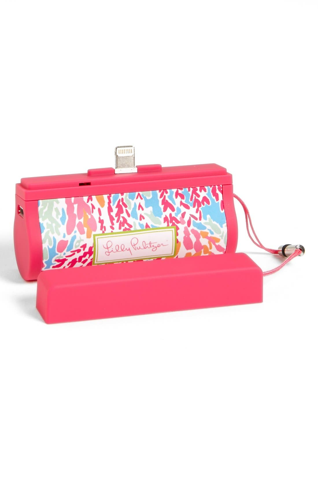 Alternate Image 2  - Lilly Pulitzer® 'Let's Cha Cha' iPhone 5 Mobile Charger