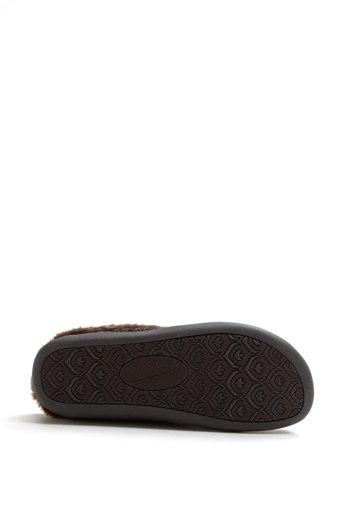 Alternate Image 4  - Woolrich 'Dove Creek' Slipper (Women)