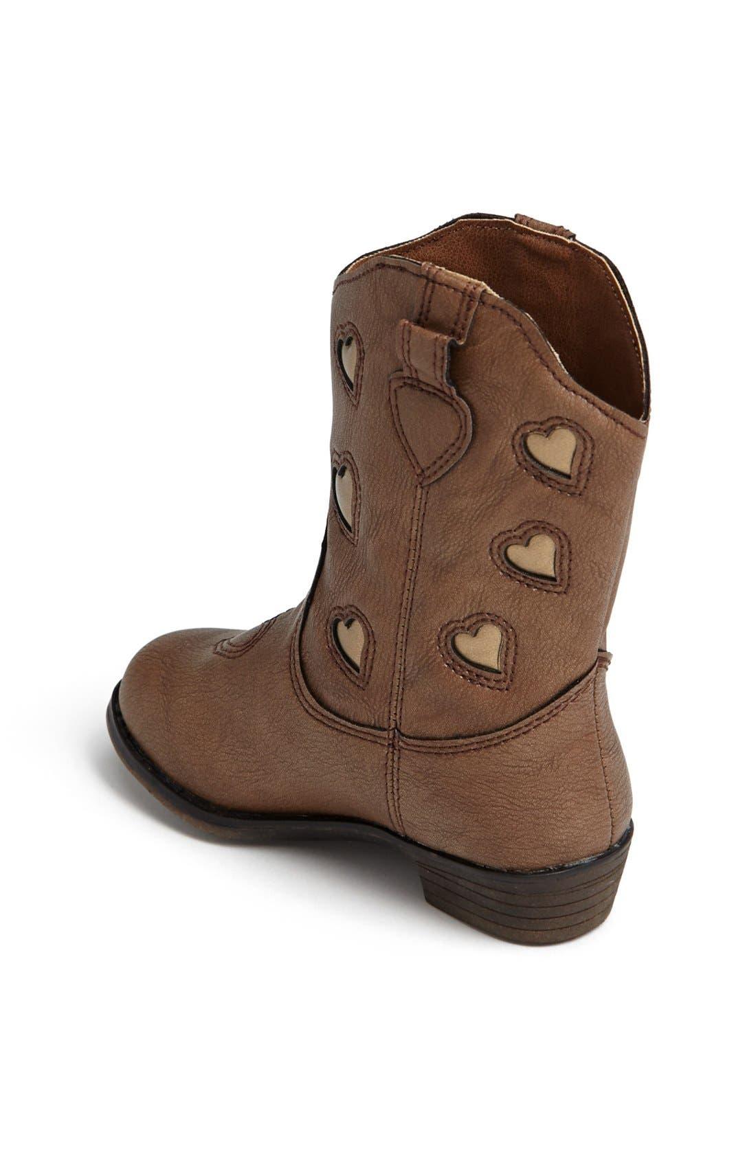 Alternate Image 2  - Jessica Simpson 'Kendelle' Boot (Walker & Toddler)