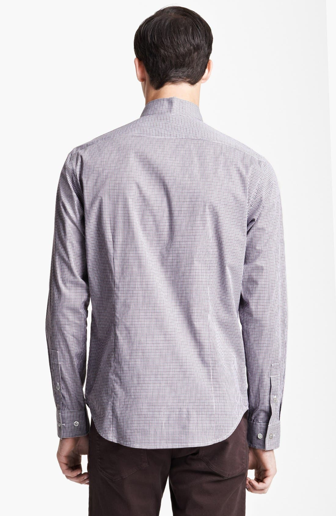 Alternate Image 2  - Theory 'Accolade' Woven Shirt