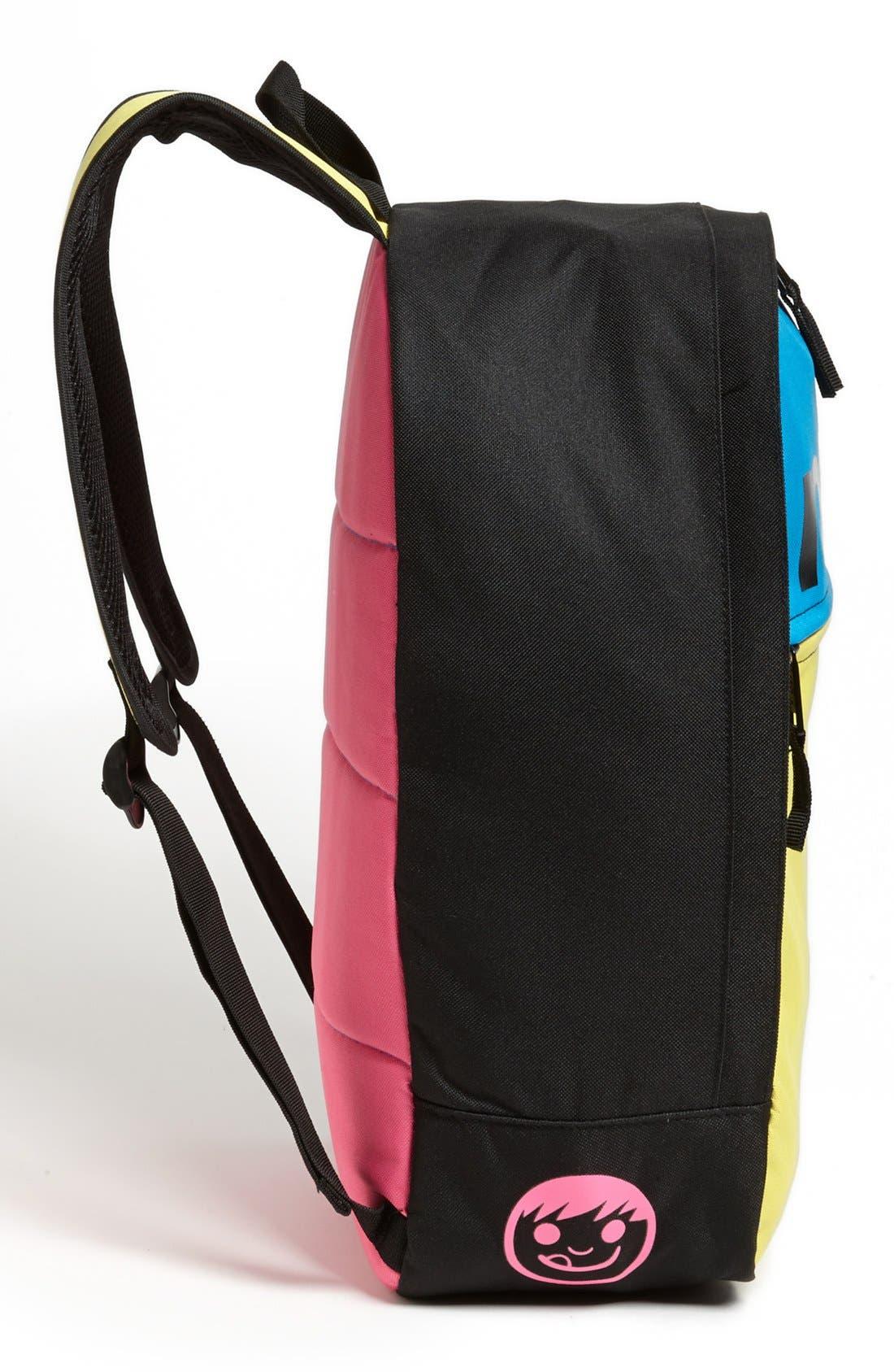 Alternate Image 2  - Neff 'Daily' Backpack (Boys)