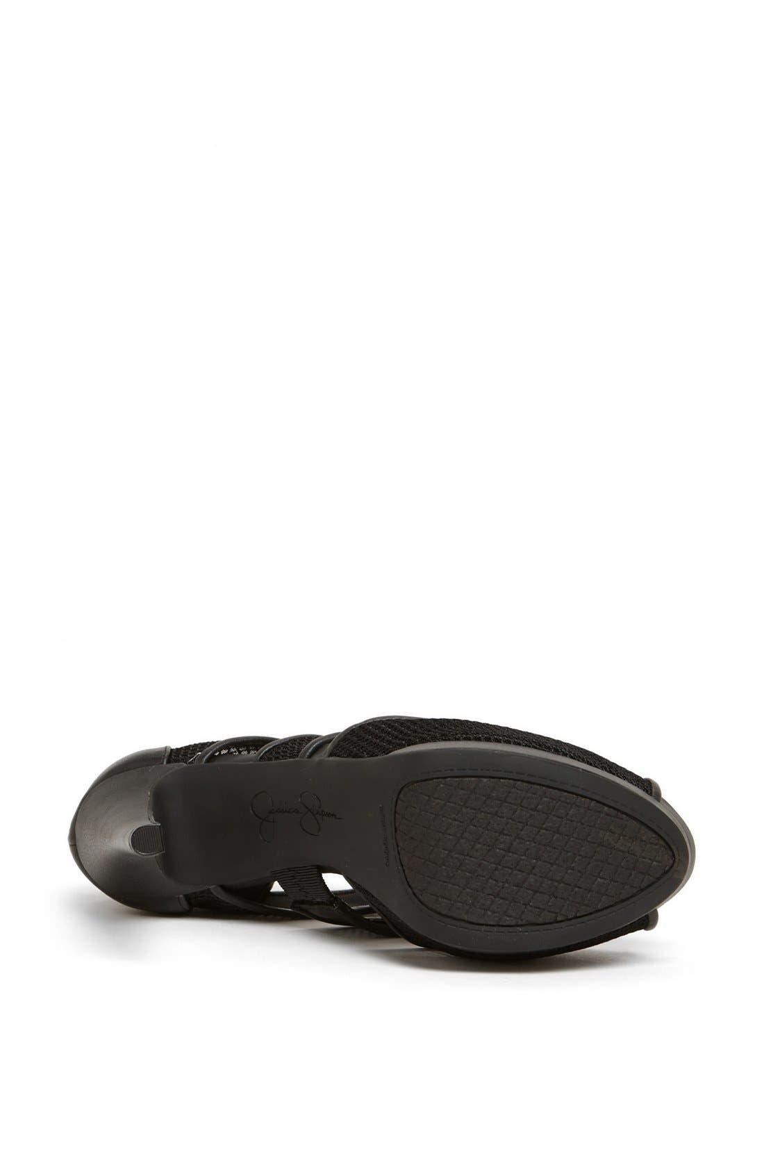Alternate Image 4  - Jessica Simpson 'Smyth' Sandal