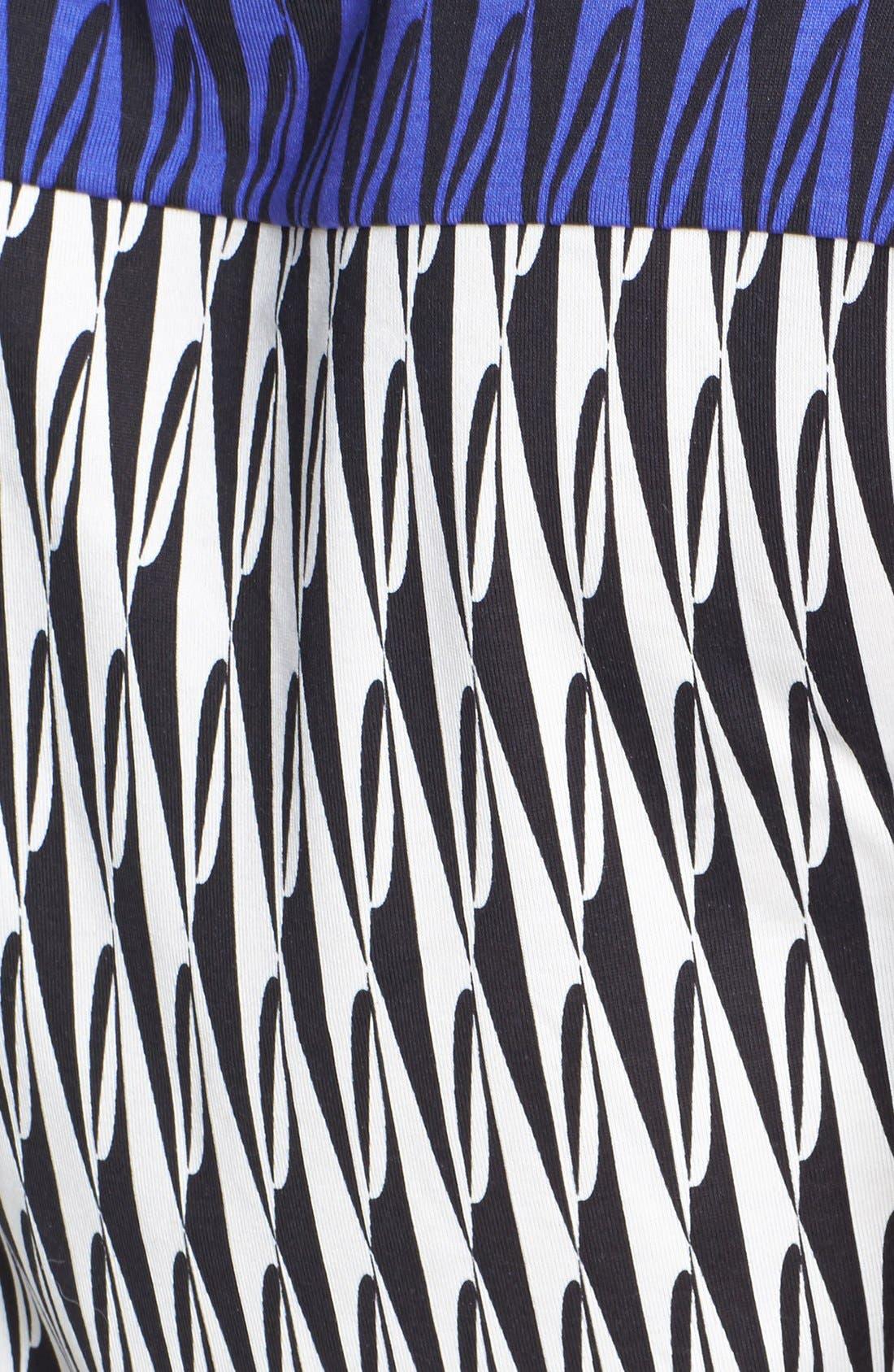 Alternate Image 3  - Diane von Furstenberg 'Ruri' Silk Shift Dress