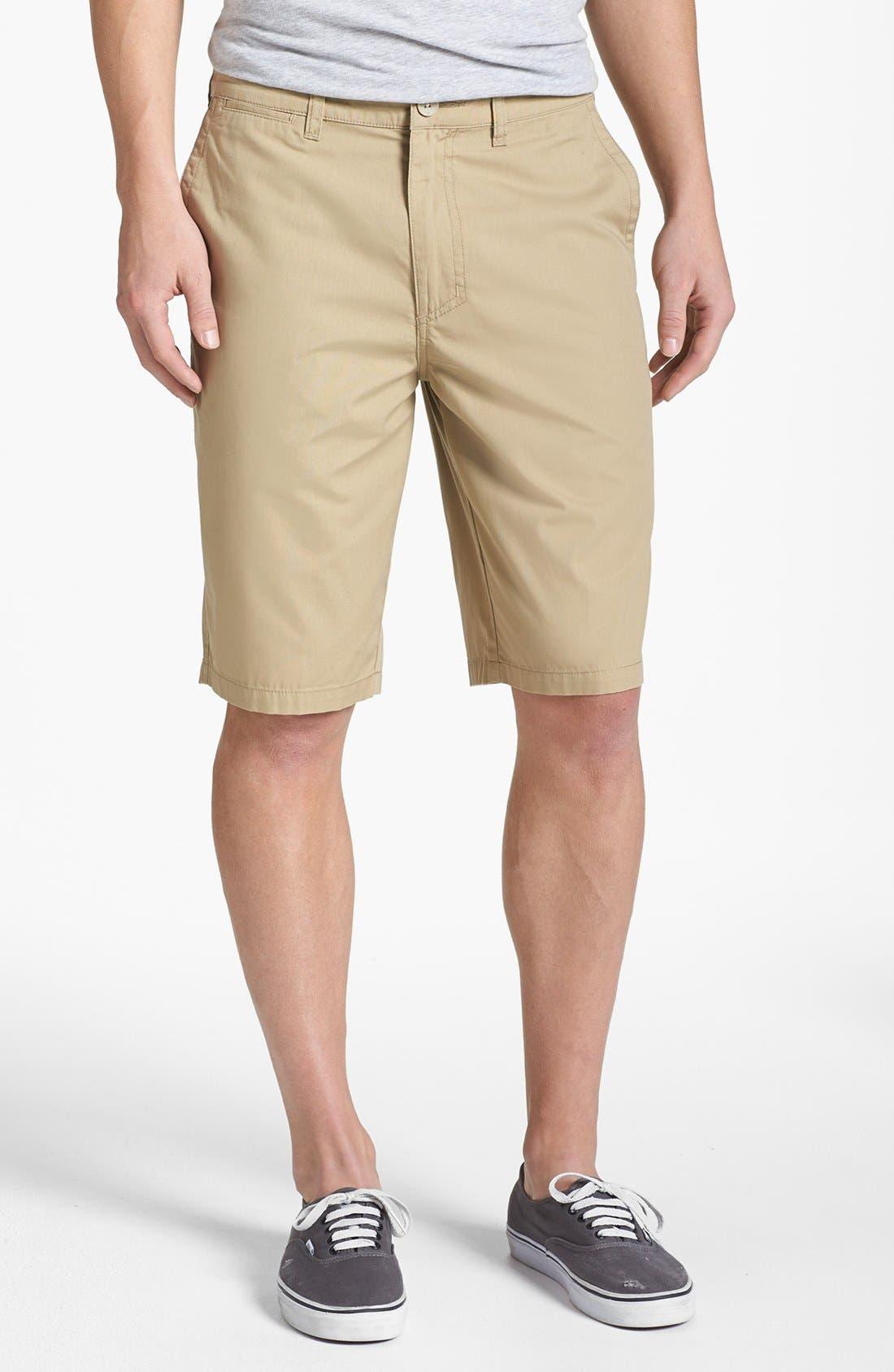 Alternate Image 1 Selected - Quiksilver 'Rockefeller' Shorts