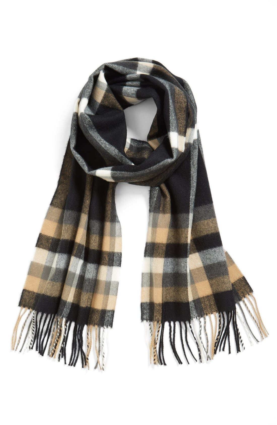 david softer than plaid scarf nordstrom