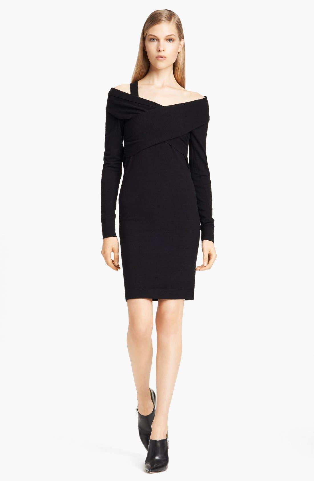 Main Image - Donna Karan Collection 'First Layer' Cashmere Blend Dress
