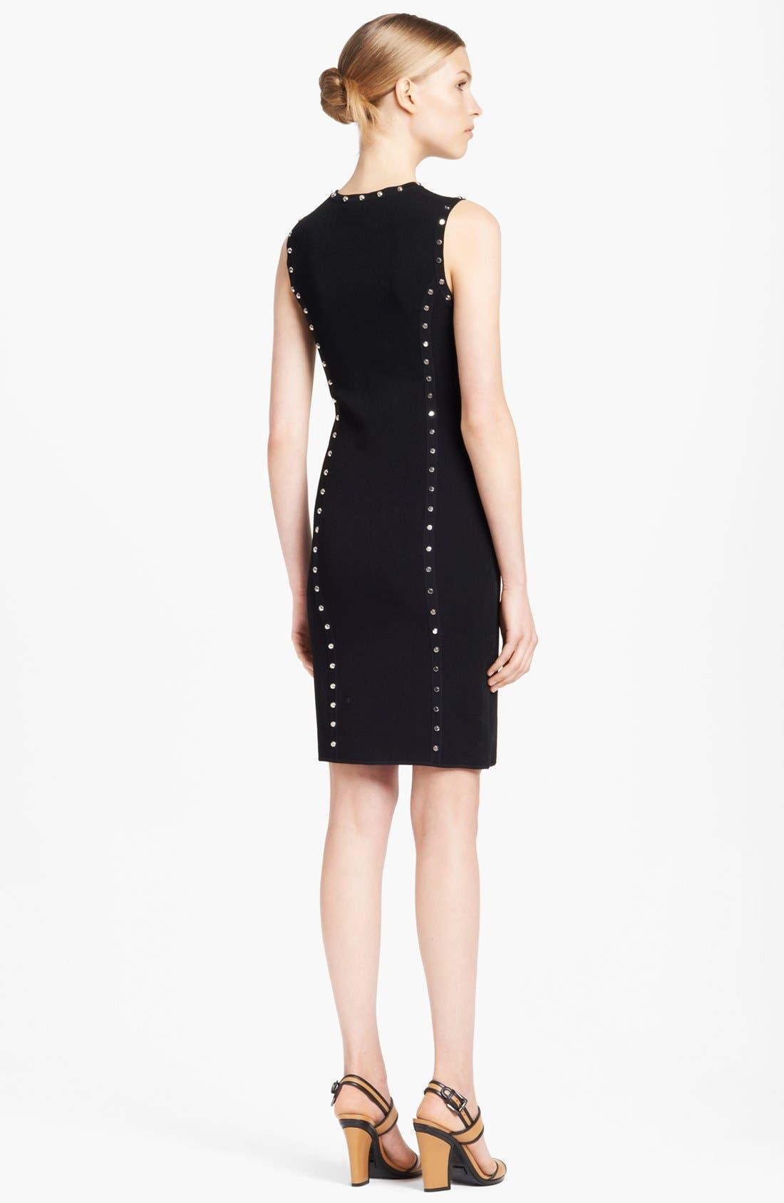 Alternate Image 2  - Michael Kors Studded Knit Dress