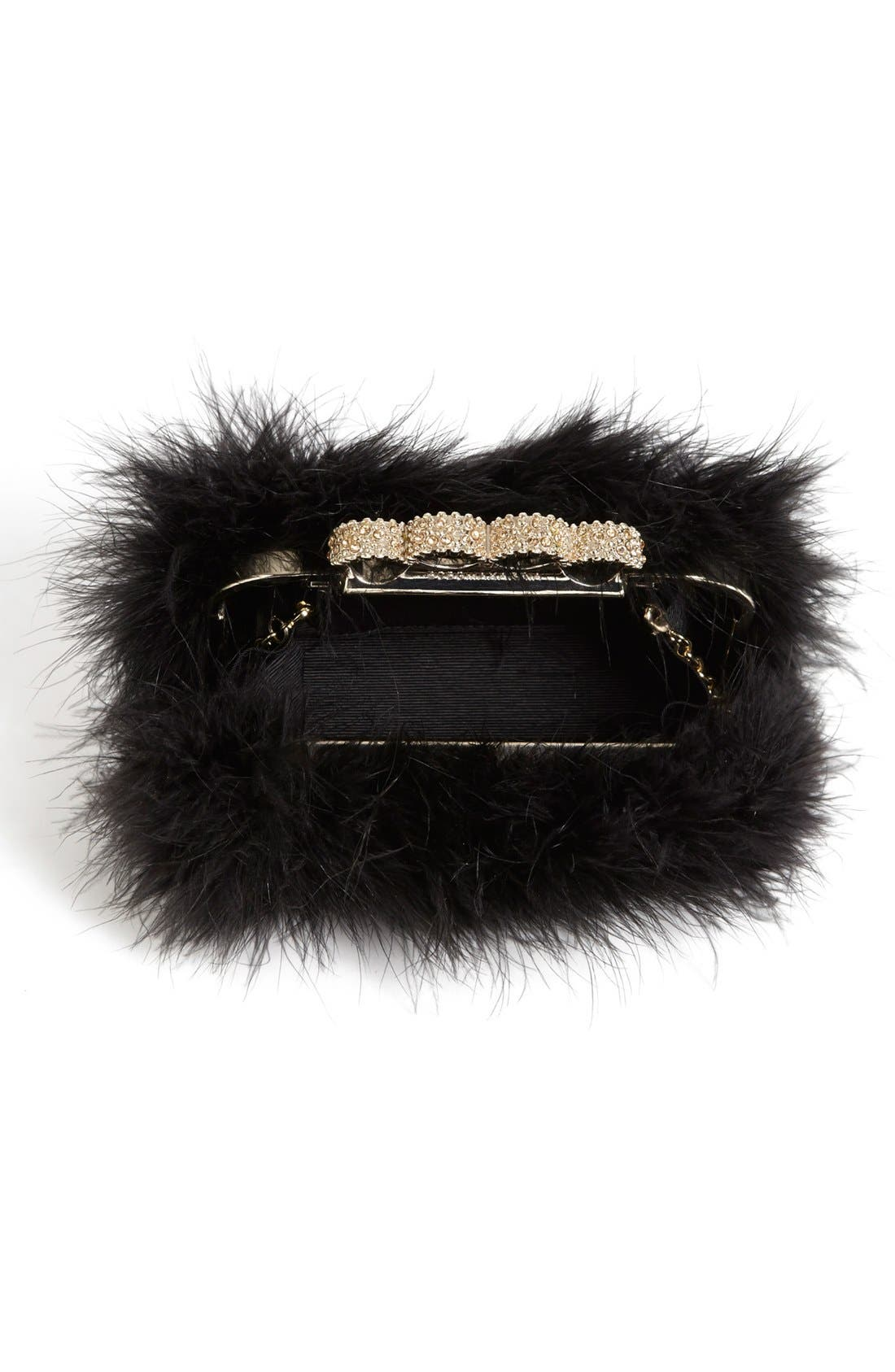 Alternate Image 3  - BCBGMAXAZRIA 'Quinn' Clutch
