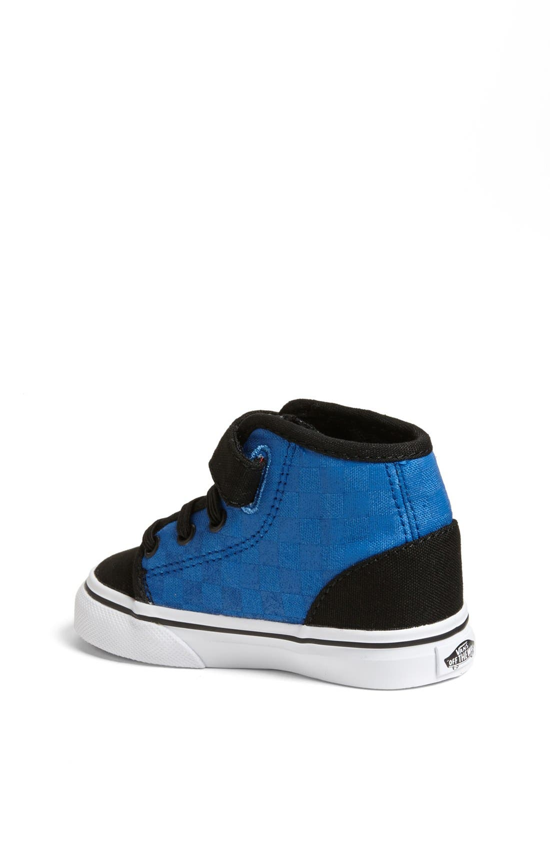 Alternate Image 2  - Vans High Top Sneaker (Baby, Walker & Toddler)