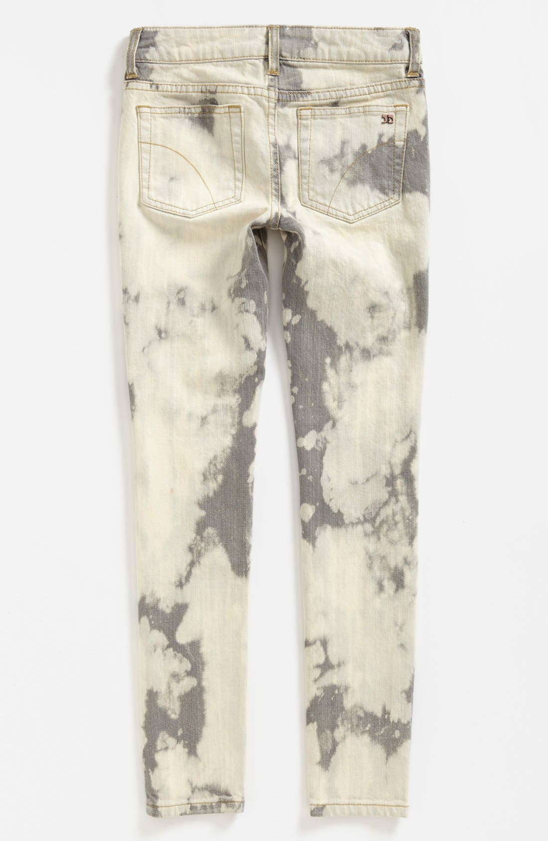 Alternate Image 2  - Joe's Acid Wash Leggings (Little Girls)