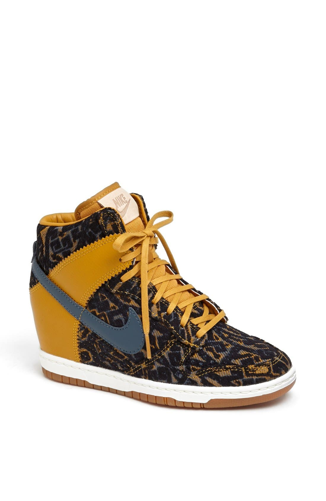 Alternate Image 1 Selected - Nike 'Dunk Sky Hi' Sneaker (Women)