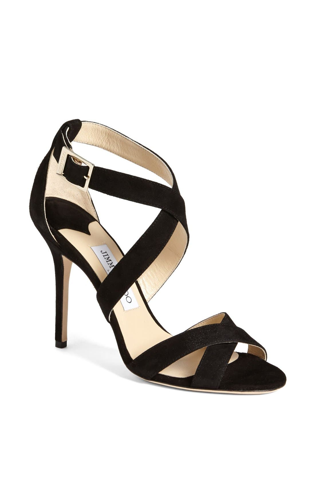 Alternate Image 1 Selected - Jimmy Choo 'Lottie' Sandal