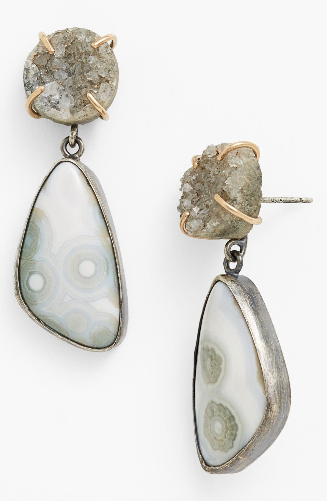 Alternate Image 1 Selected - Melissa Joy Manning Stone Drop Earrings