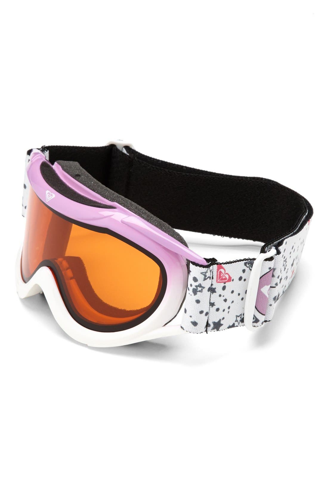 Alternate Image 1 Selected - Roxy 'Loola' Snow Goggles (Girls)