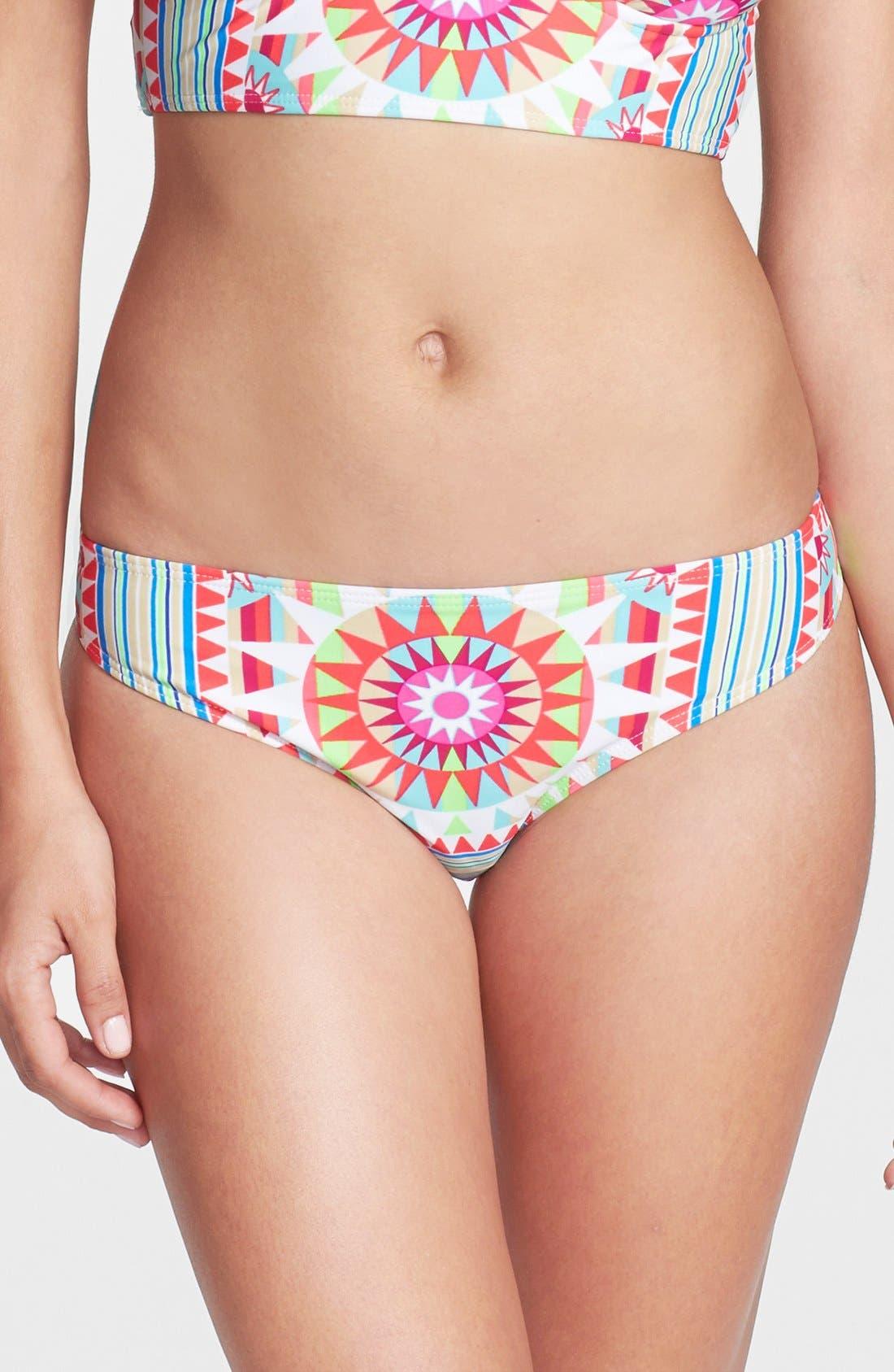 Main Image - Mara Hoffman 'Shakti' Classic Bikini Bottoms