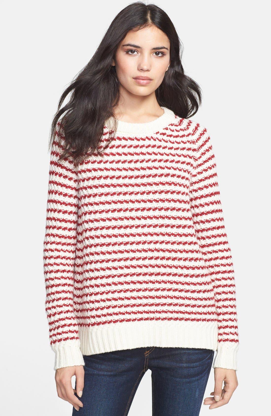 Main Image - Theory 'Innis' Crewneck Sweater