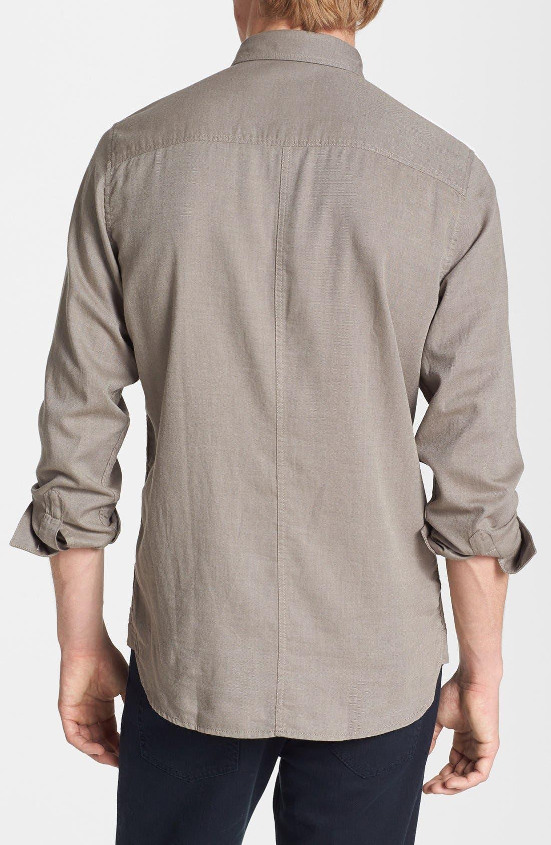 Alternate Image 2  - J. Lindeberg 'Ward' Sport Shirt