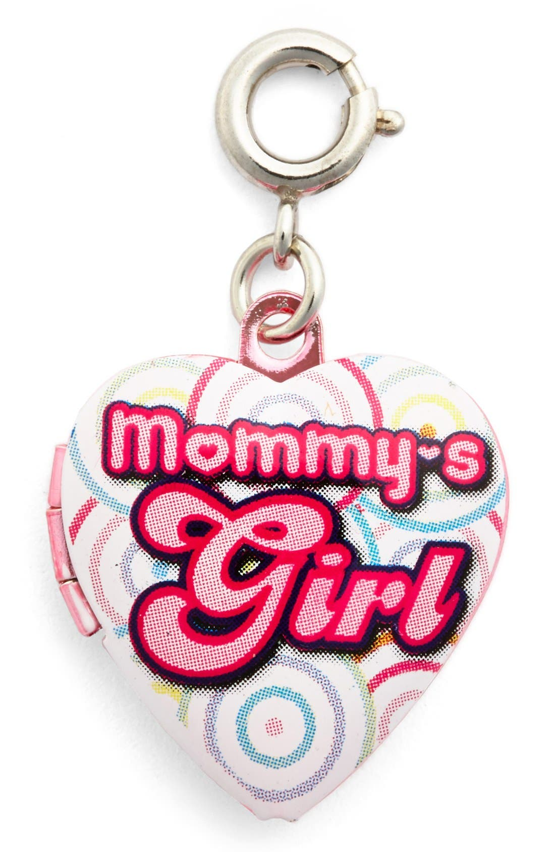 Alternate Image 1 Selected - High Intencity 'Charm It!® - Mommy's Girl' Bracelet Charm